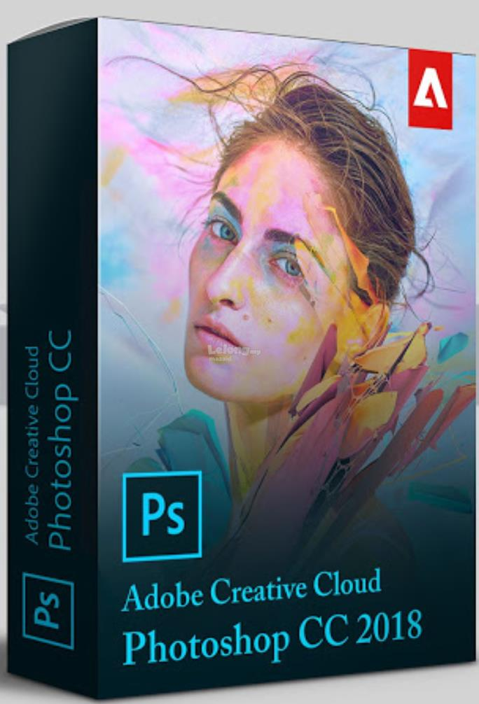 Adobe Photoshop CC 2018 Serial key full version