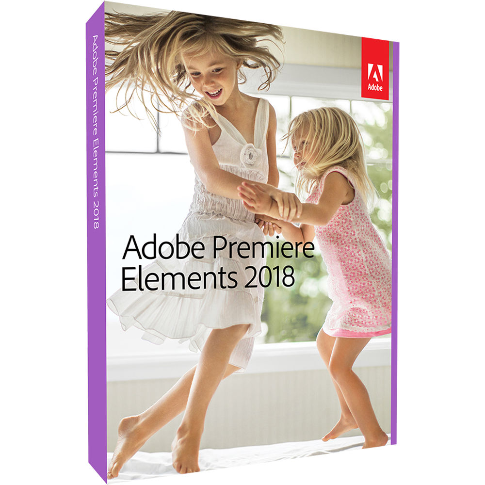 Adobe Premiere Elements 2018 crack & serial number free download