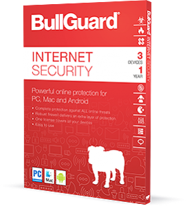 BullGuard Internet Security 2018 Crack Free download