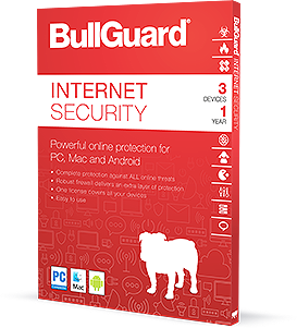 BullGuard Internet Security 2018 registration code with keygen full version for free