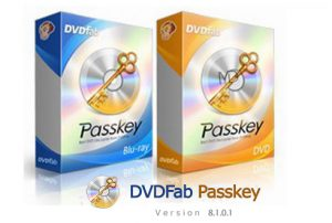 DVDFab Passkey 9 Crack download With Serial Key