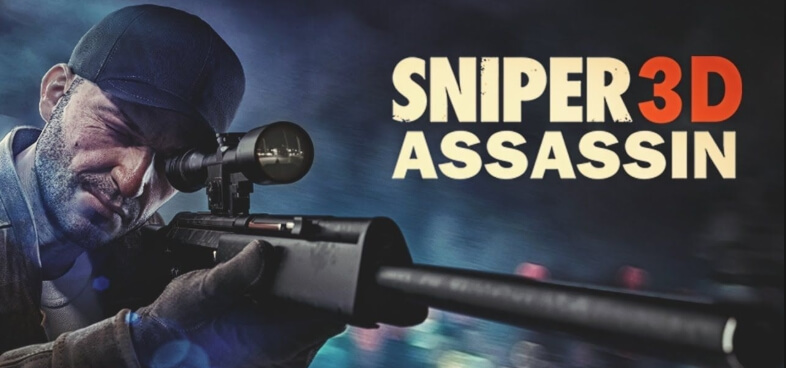 Sniper 3D Assassin Mod Apk Full Hacked Unlimited Coins Download
