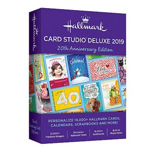 Hallmark Card Studio 2019 Deluxe Activation Code For Free