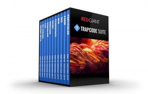 Red Giant Trapcode Suite registration key Full Free