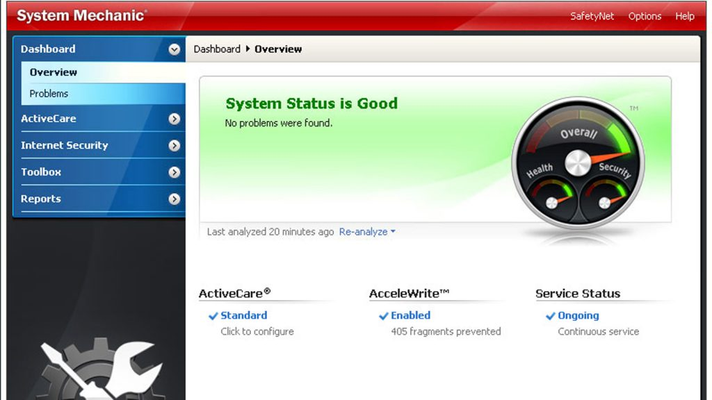 Iolo System Mechanic Pro 18.5 Serial Key Free Download