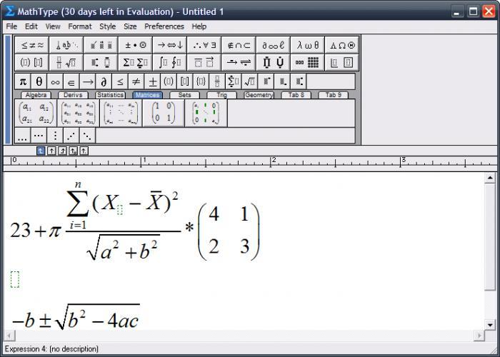MathType 7.4.0.453 Product Key Full Version